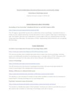 Recommended Open Educational Resources for a Community College Internship in Psychology Course